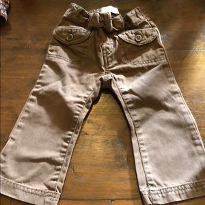 Old Navy size 18 to 24 month brown pants